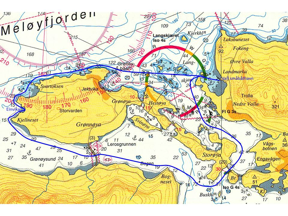 kart over meløy På tur i Meløy kart over meløy